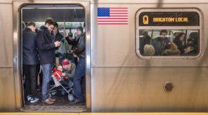 Rail News – APTA: Public transit ridership fell in third quarter. For Railroad Career Professionals