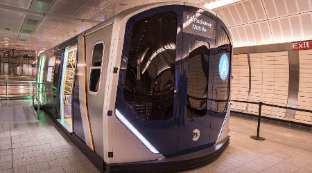 MTA board OKs $4 billion Kawasaki rail-car order