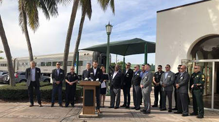 Brightline steps up safety initiatives in response to rail-crossing deaths