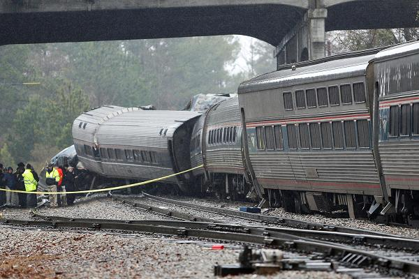 Switch in wrong position in deadly train crash: Sources