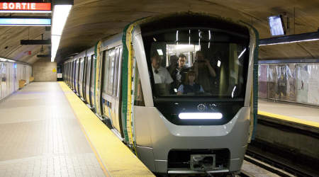 Montreal transit agency gets green light to buy more Azur trains