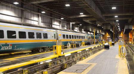 VIA Rail considers four train manufacturers for new rail fleet