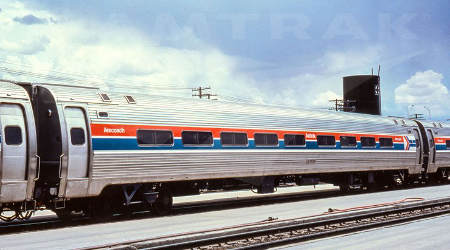 Amtrak considers replacing Amfleet I equipment