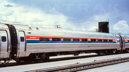 Amtrak considers replacing Amfleet I equipment