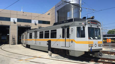 LA Metro to retire remaining P865 light-rail cars