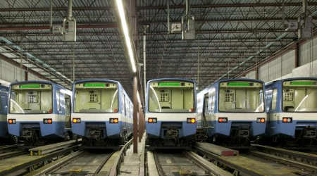 Montreal bids farewell to MR-63 rail cars