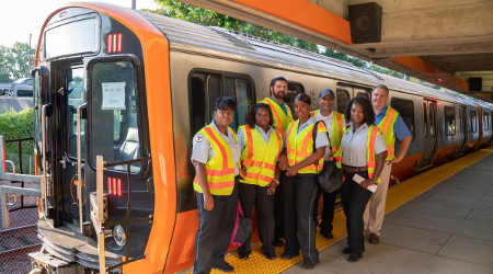MBTA begins operator training on new Orange Line cars