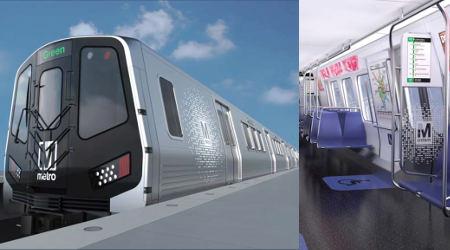 WMATA seeks builder for 8000-series rail cars