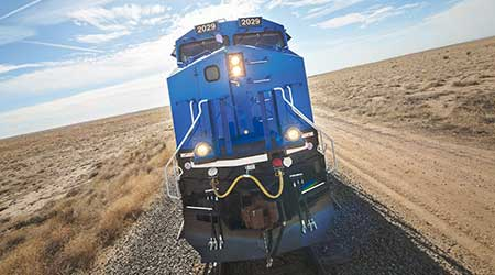 Iowa Interstate Railroad orders new GE locomotives