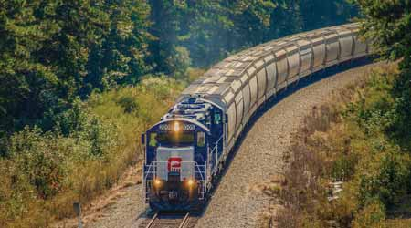 STB seeks comments on Palmetto Railways' proposed Camp Hall line