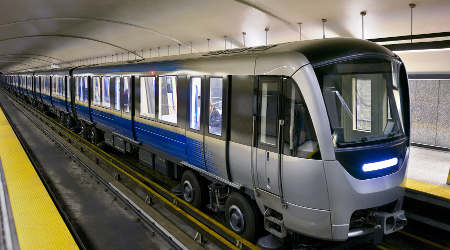 Montreal transit agency taps Bombardier, Alstom to supply more Azur rail cars