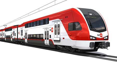 Caltrain OKs option for more electric cars, adopts fare policy