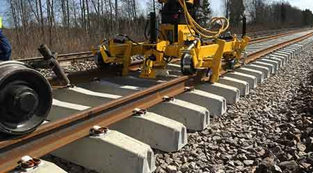 Rail supplier news from GE, Pandrol, Michael Baker, Urban Engineers, HNTB and NRC (Dec. 12)