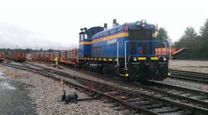 Rhode Island business park awarded grant for freight-rail project