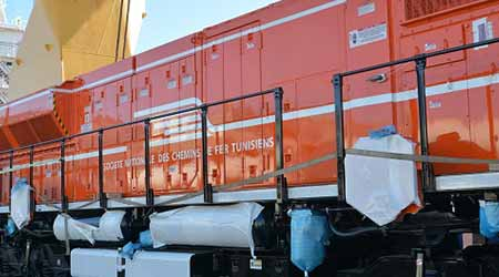 Rail supplier news from Progress Rail, Alstom, Steel Dynamics, TranSystems and the NRC (Jan. 18)