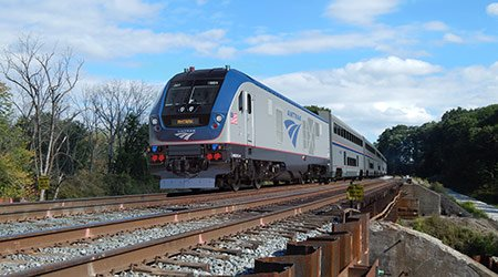 Amtrak orders 75 new locomotives from Siemens