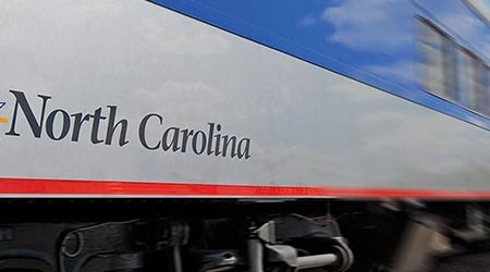 North Carolina DOT obtains federal, state grants for locomotive upgrades