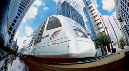 Houston METRO orders more Siemens light-rail vehicles