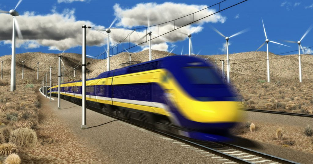 Two GOP bills seek to redirect funds from California bullet train project